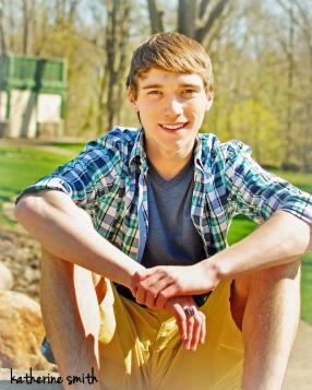 Senior Portraits: Aaron, Class of 2013