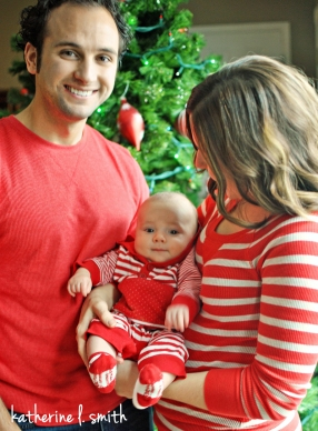 Christmas Portraits: Family T.