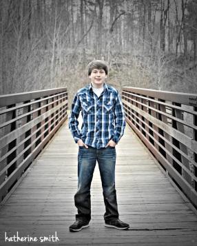Senior Portraits: Austin